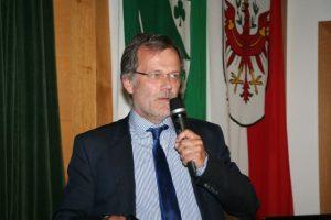 Amtstierarzt Siegfried Moeder